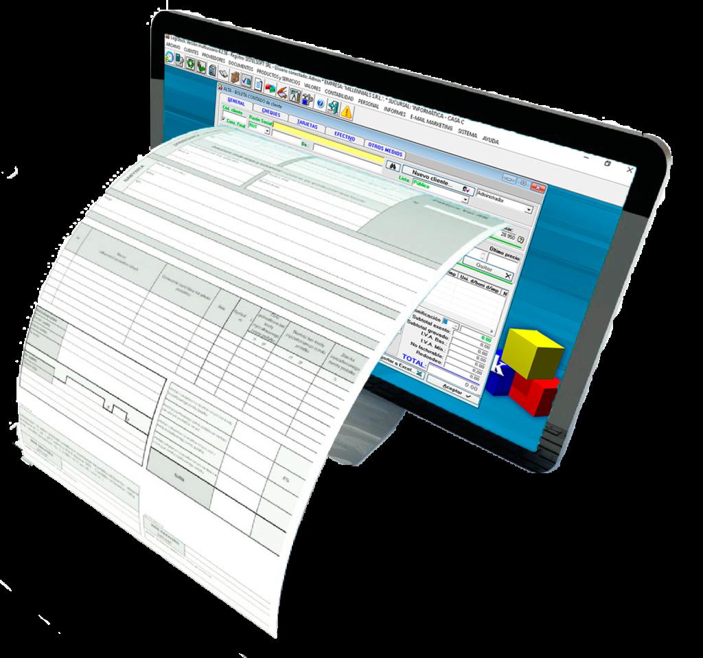 Facturación Electrónica - e-LogiStock