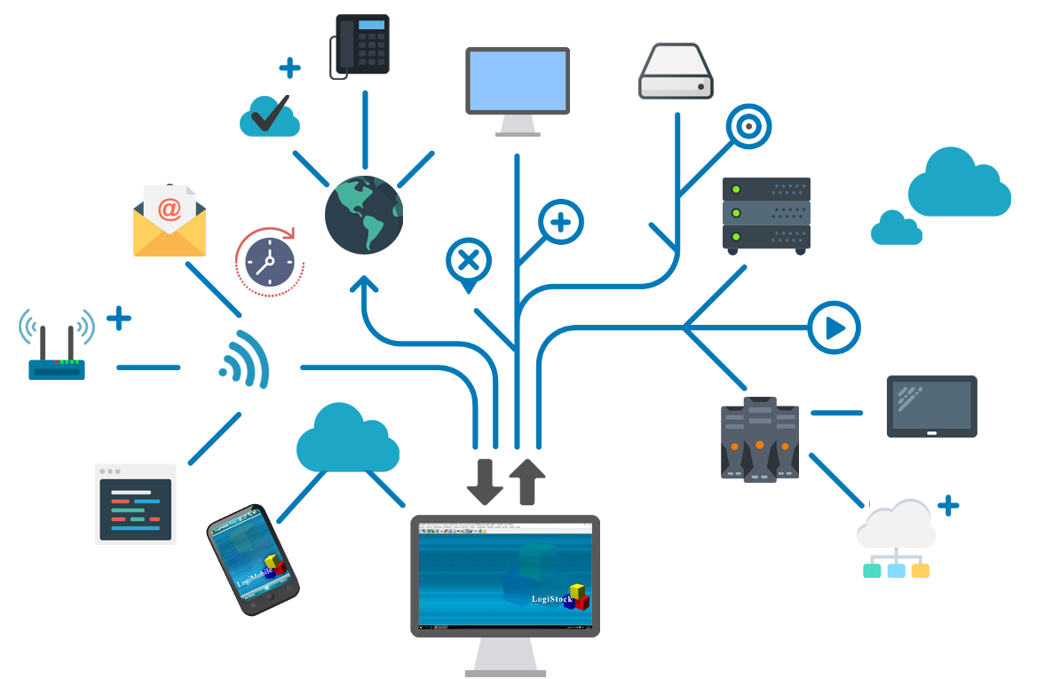 Servicio de redes e infraestructura - Uruguay